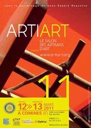 Salon Artiart 2011 à Comines