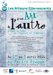 Salon d'un art à l'autre à Lille