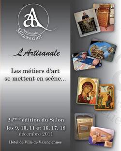 Salon des métiers d'art de Valenciennes