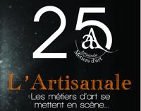Salon des métiers d'art de Valenciennes - 25 ans