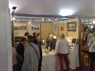 un aiR personneL aux artisanales de Chartres 2010
