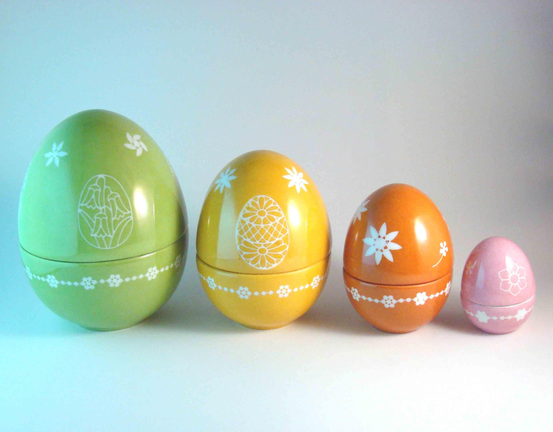 Fêtes de Pâques - Décoration pour tables de Pâques / un aiR ...