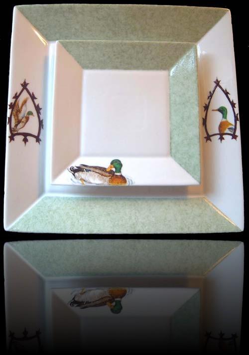 Plats et objets pour la d coration de table art de la - Art de la table decoration ...