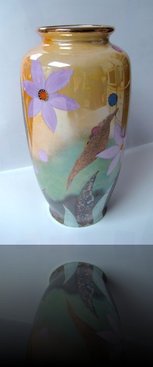 collection floral vase