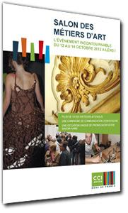 Salon des métiers d'art de Lens 2012