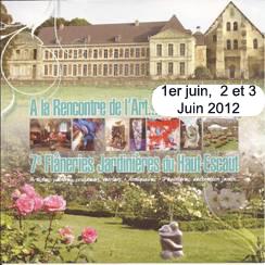 Salon A LA RENCONTRE DE L'ART de l'Abbaye de Vaucelles